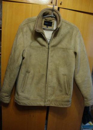 Дубленка-курточка мужская EASY