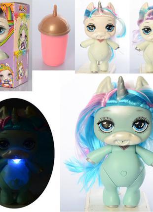 Кукла Пупси Poopsie unicorn - Единорожка звуковая 26 см LM2663
