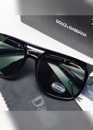 Мужские очки солнцезащитные линза стекло