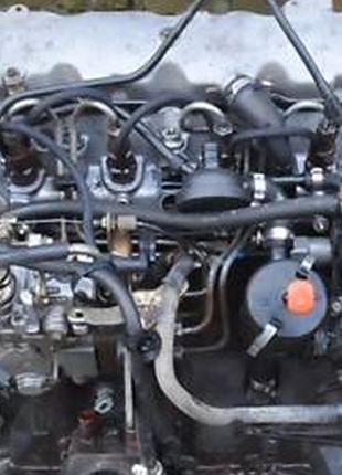 Разборка Peugeot J5 (290) 1991, двигатель 1.9 DJY XUD9A