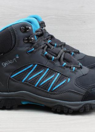 Зимние ботинки gelert waterproof, размер 39