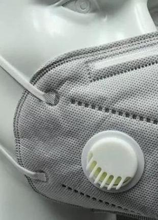 Маска респиратор kn95 защитная маска от вируса