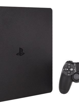 Игровая приставка Sony PlayStation 4 Slim 1Tb Black.