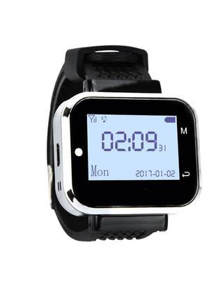 Пейджер-часы для официанта P-06 Watch Pager R-Call
