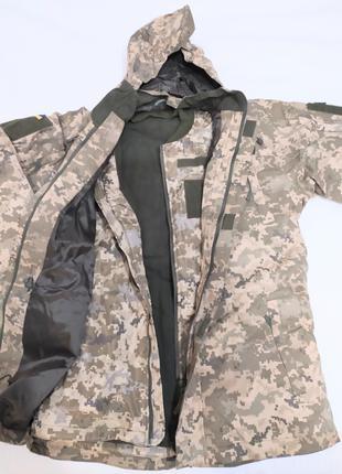 Костюм Р.54/З.7 (Куртка Та Штани) Зимові ЗСУ Вітровологозахисні