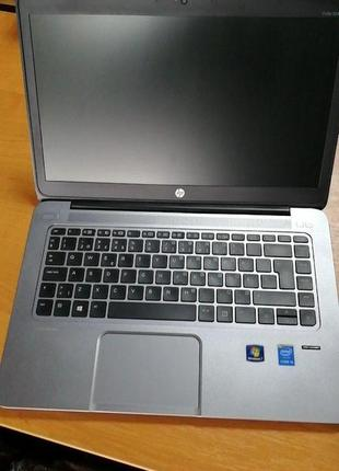 Б/у Ноутбук HP Folio 1040 G2/ I5-5200U/ 4GB DDR3/180 SSD