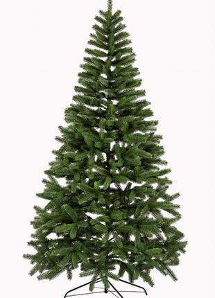Ель Литая Буковельская зеленая, белая, голубая, от 150 до 230 см