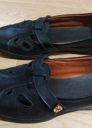 Туфлі. hotter 41