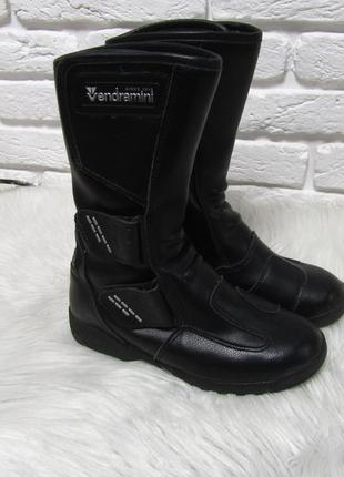 Мотообувь мотоботы мотосапоги сапоги ботинки vendramini ручной...