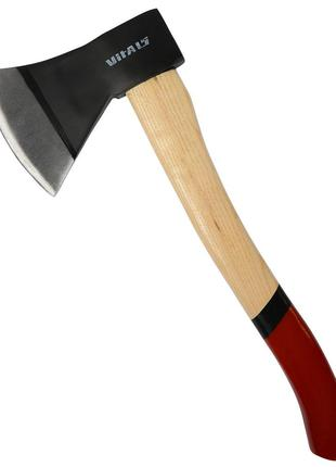 Сокира 1кг дерев'яна ручка Vitals A1-43W