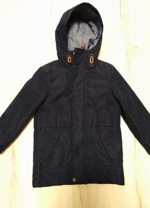 Куртка парка для мальчика 5 лет