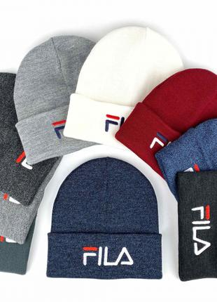 Зимняя шапка Fila