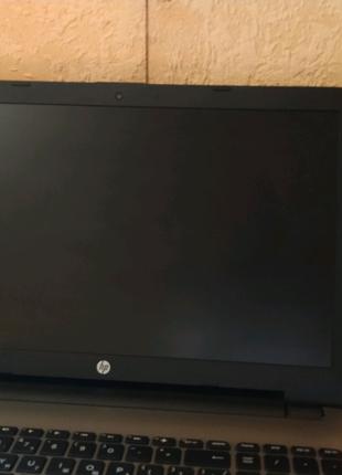 Ноутбук HP 250 g5 ( сгорел процессор)+ игровая мышь в подарок