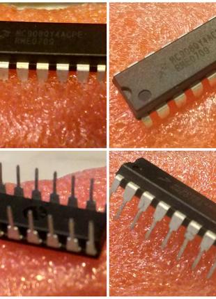 MC908QY4ACPE Микроконтроллеры