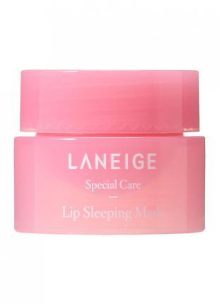 Ночная маска для губ Laneige Lip Sleeping Mask, 3 мл