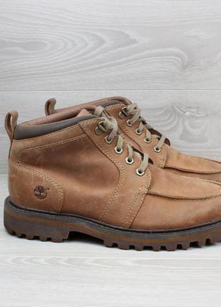 Кожаные мужские ботинки timberland оригинал, размер 42.5 - 43