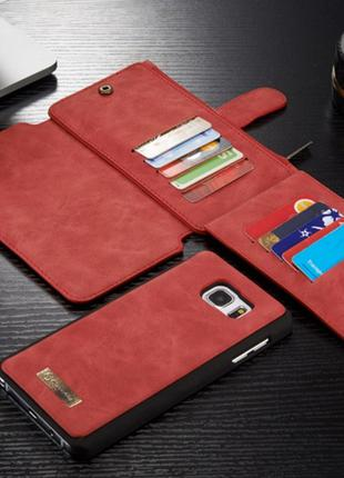 Чехол-кошелек для смартфона Samsung Galaxy Note 5.