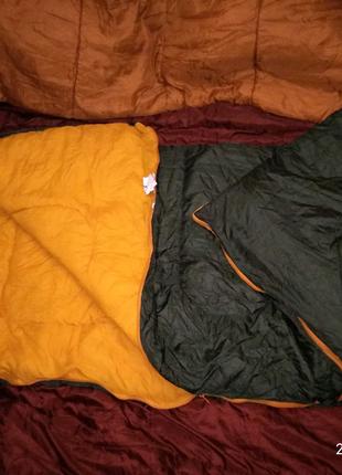 Осінньо - Зимова Regatta / Спальный мешок