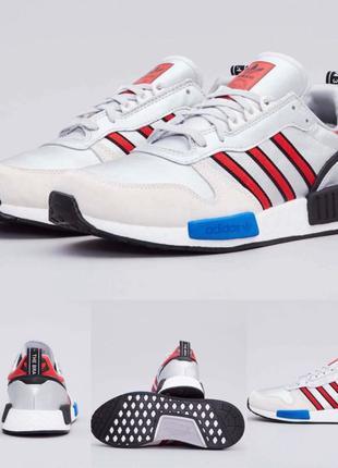 Кроссовки Adidas оригинал кожаные
