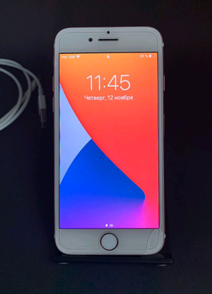 Продам Iphone 7 , 128gb, rose gold, r-sim