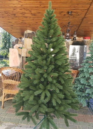 Литая елка Буковельская. 210 см.