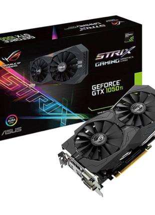 Видеокарта ASUS ROG Strix GeForce GTX 1050 Ti 4GB GDDR5