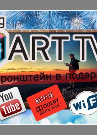Телевизор.SAMSUNG..Smart tv//Full HD/T2/. /42.50.55.дюймов.4K....
