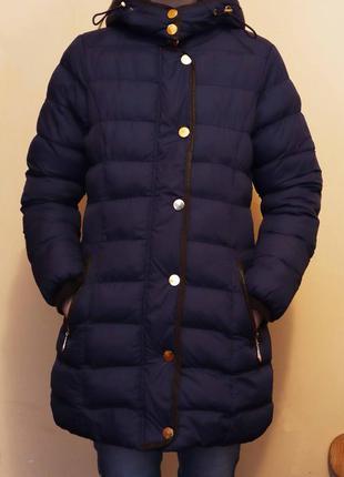 Тепла куртка/пальто на зиму