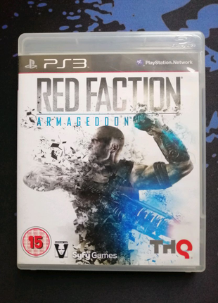 PS3 Red Faction: Armagedon