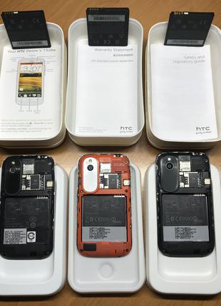 Смартфон HTC T328 Desire V на запчасти