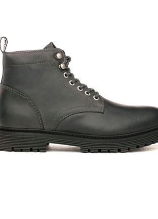 Кожаные ботинки Tommy Hilfiger
