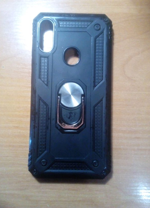 Бронирований чехол на Redmi Note 9