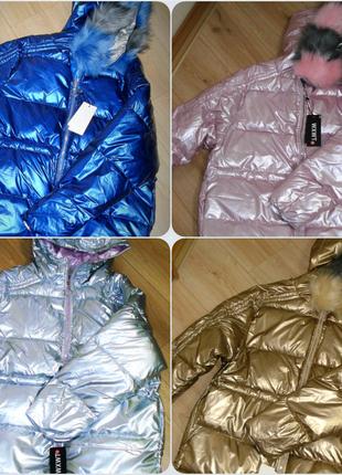 Курточка женская теплая зимняя, пальто, парка, пуховик