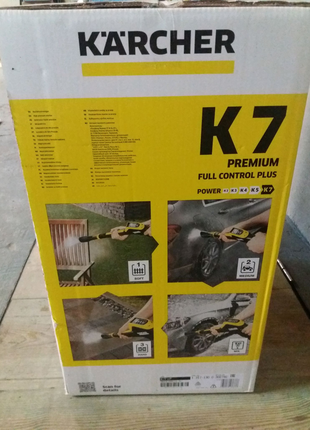 Karcher к7premium full control