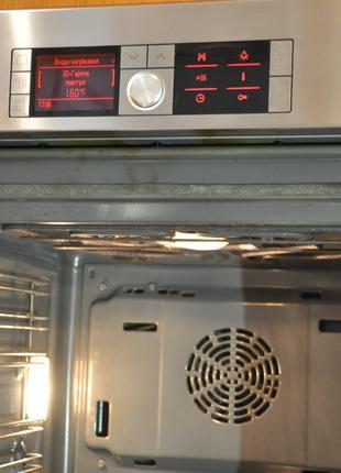 Шкаф духовой полноразмерный духовка BOSCH HBG78B750