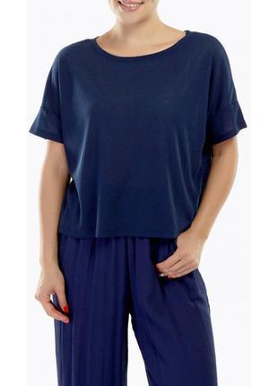 Женская футболка разлетайка лёгкая,летняя -спортивного фасона,...