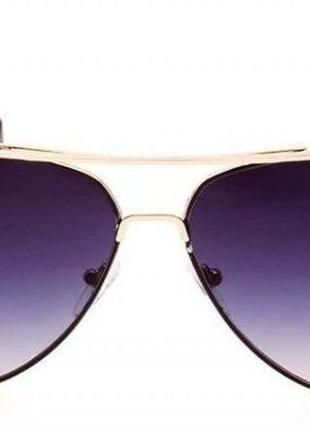 Женские солнцезащитные очки kaisi авиаторы