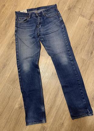 Стильные джинсы скины 32