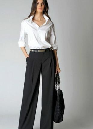 Женские кюлоты,классические стильные брюки-клеш от бедра.