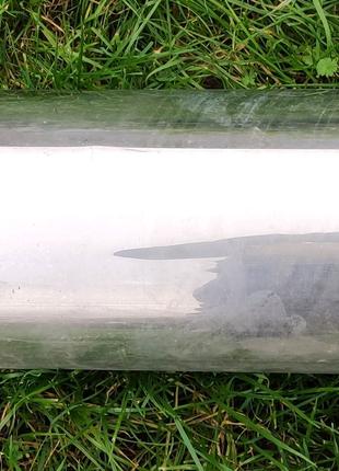 Труба нержавіюча димохідна ф200 1м