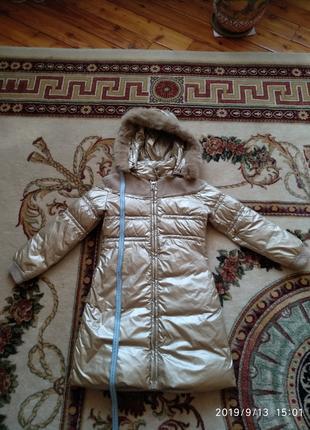 Куртка зимова (пуховик)