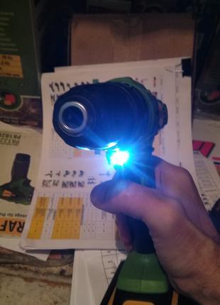 Шуруповерт  аккумуляторный 18Li /2  COMPACТ