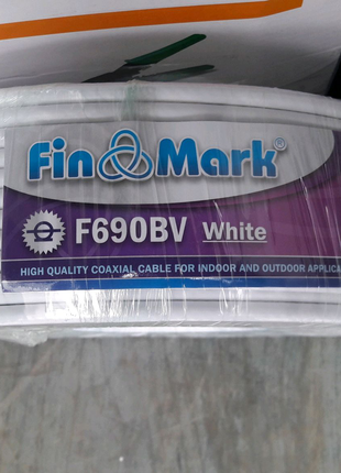 F 690BV white FinMark 100м