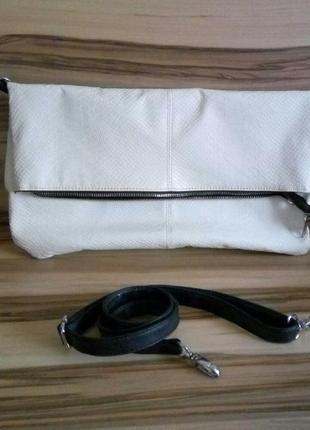 Брендовый клатч-сумка женский,актуальный,классический.