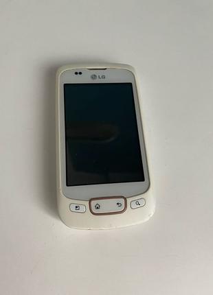 Смартфон LG Optimus On