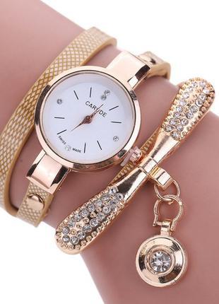 Часы браслет Carude 5 цветов