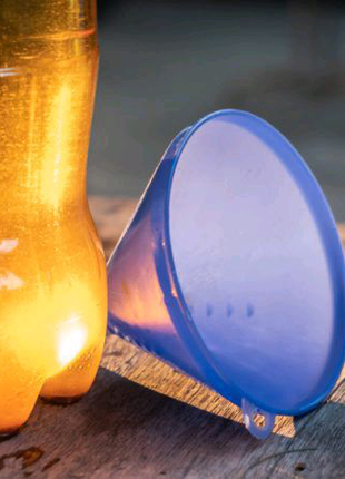 Отработанное подсолнечное масло после фритюра