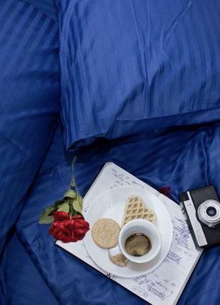 Стильное постельное белье из страйк –сатина
