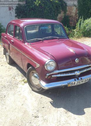 Москвич/АЗЛК 407 1960