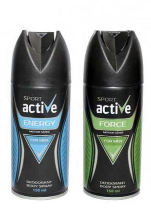 Антиперспирант Active Sport